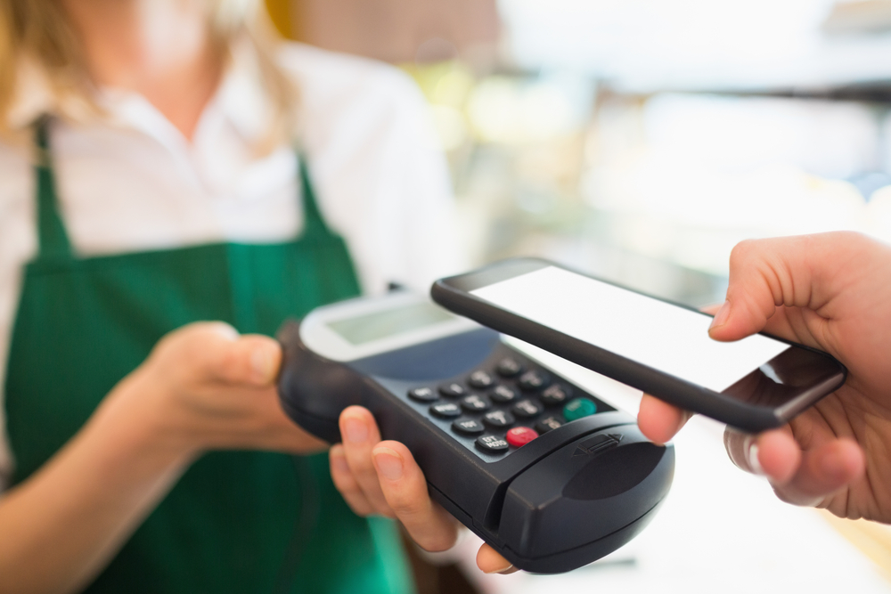 Cannabis dispensaries can accept PIN debit cards, and mobile wallet payments.