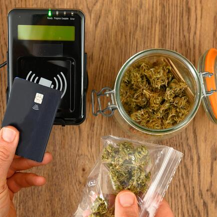 Cannabis payment processing that's actually compliant?